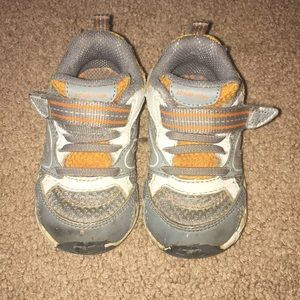 Stride Rite Boys Shoes Size 6